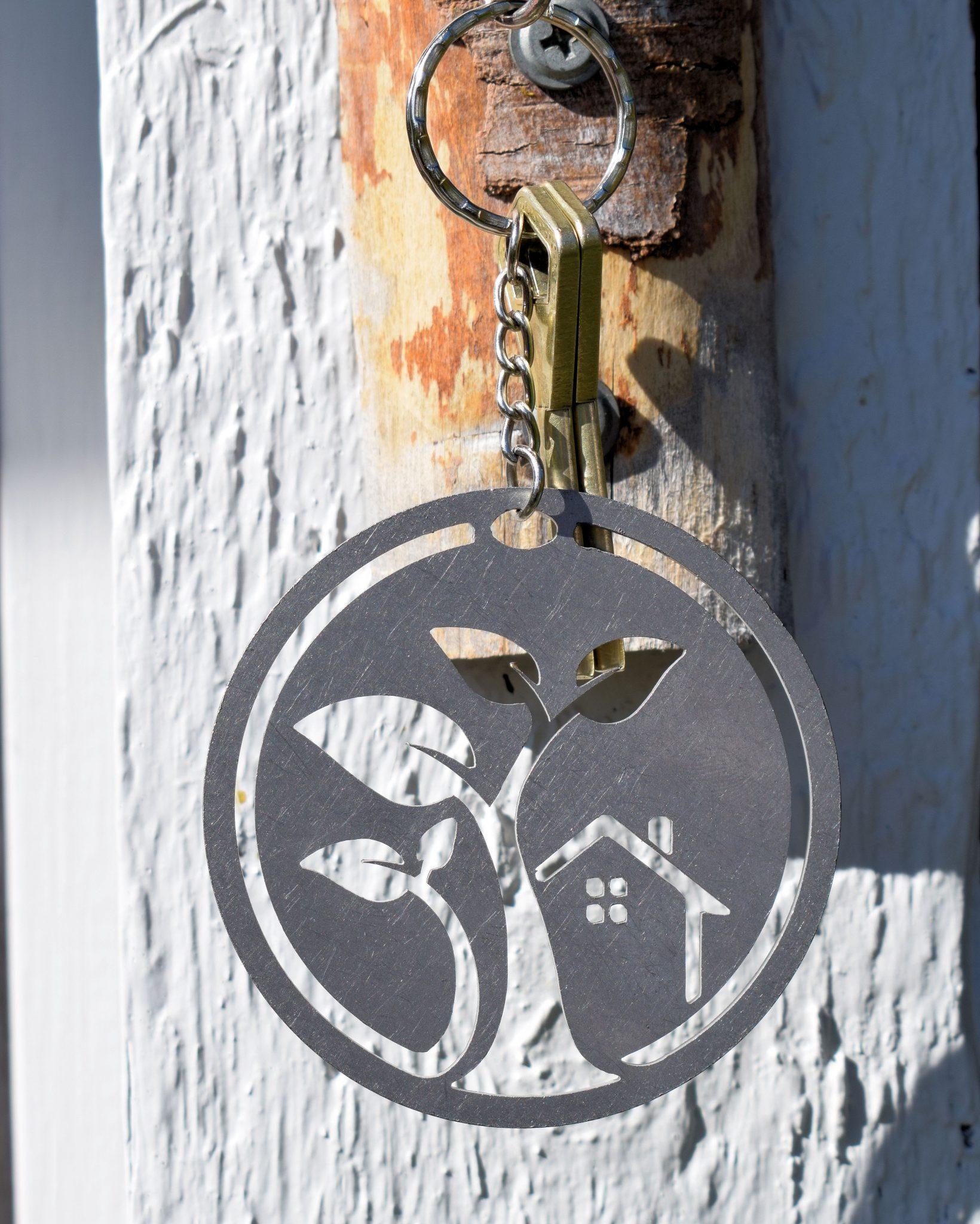 Puutarhurin Majan avaimet.