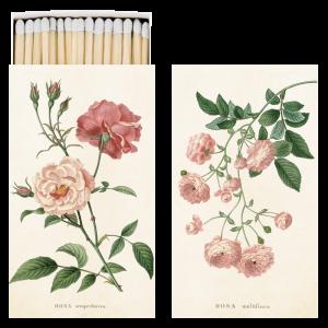 Tulitikkurasia Sköna Ting ruusu