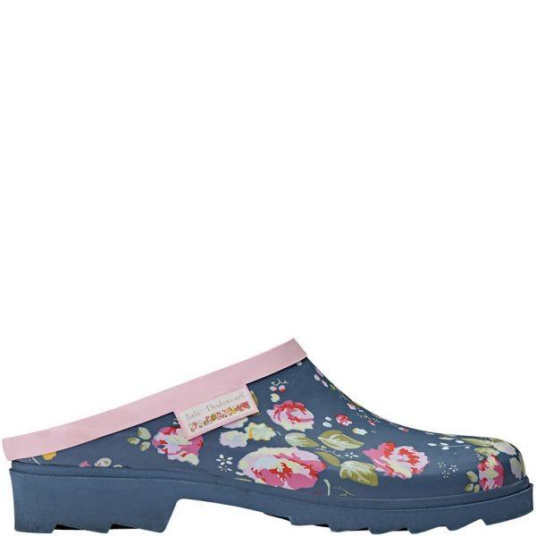 Kukalliset Flower Girl puutarhakengät / pistokkaat