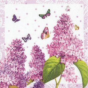 Servetti syreeni lila