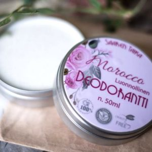 Saaren taika ruusu deodorantti