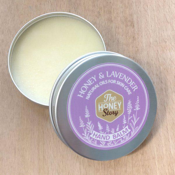 Hunaja laventeli käsivoide