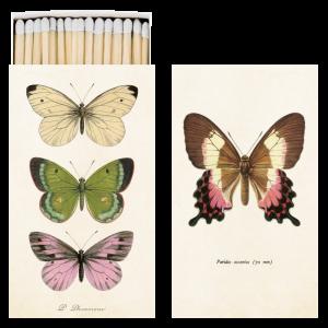Tulitikkurasia perhoset