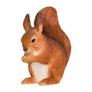 Wildlife Gardenin orava veistetty koriste