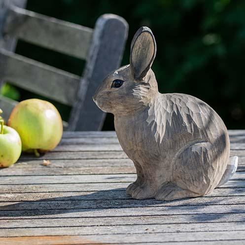 Pupu ja omenat pöydällä