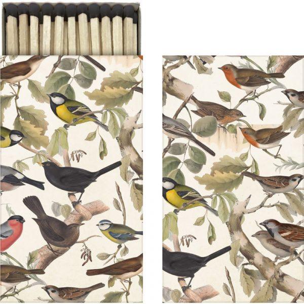 linnut tulitikkurasia