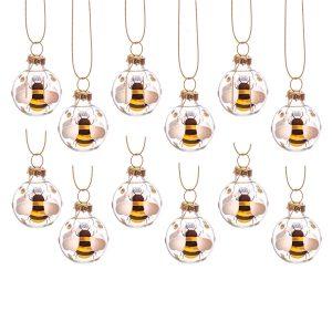 mehiläisjoulupallot