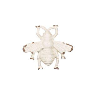 rustiikkisen valkoinen mehiläinen vedin