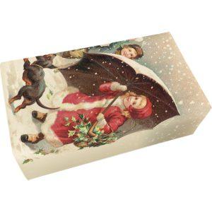 Joulu aiheinen saippua